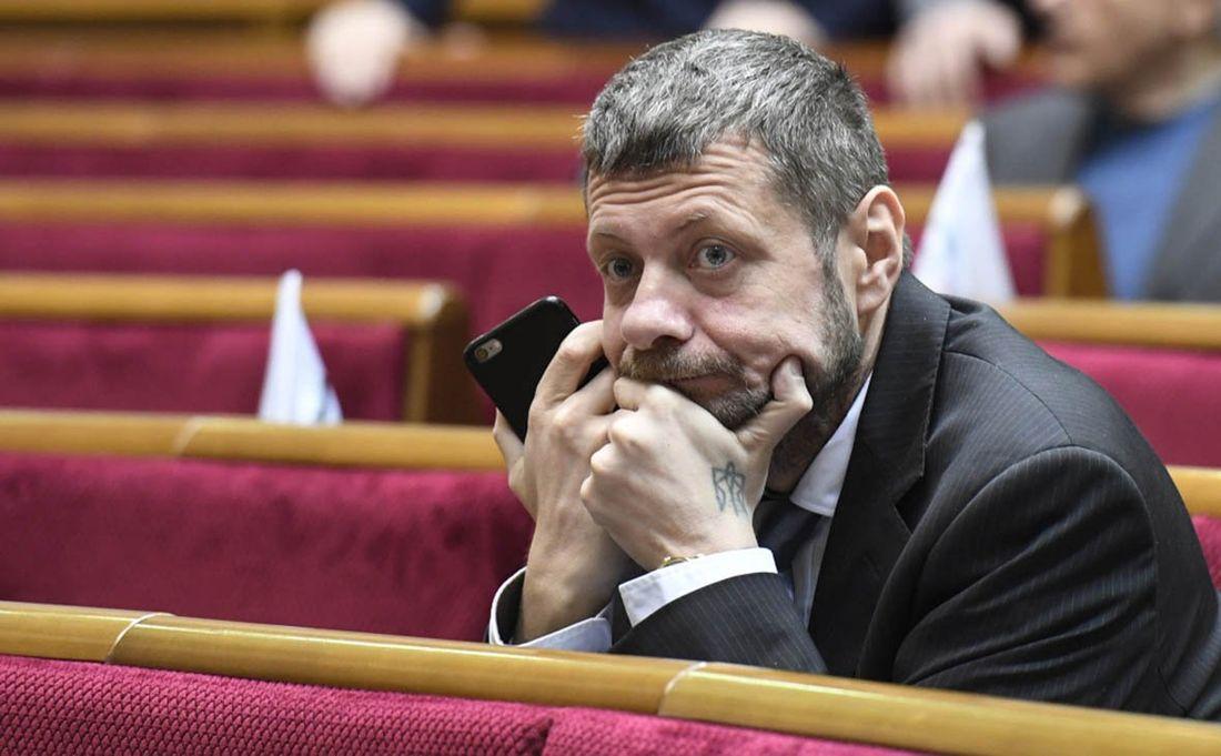Мосийчук: меня пытались выманить в Белоруссию