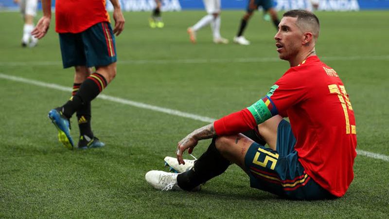 Россия обыграла Испанию и вышла в ¼ финала ЧМ