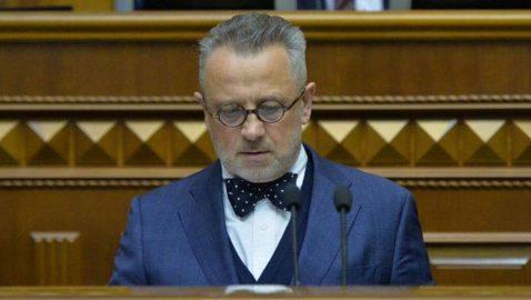 Под Киевом ограбили машину нардепа