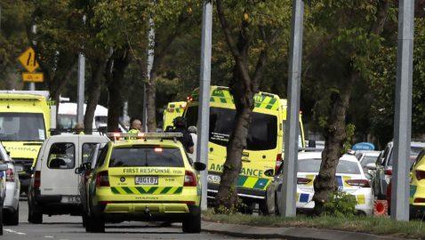 При нападении на мечети в Новой Зеландии погибли 40 человек
