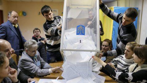 ЦИК подсчитала 5% голосов