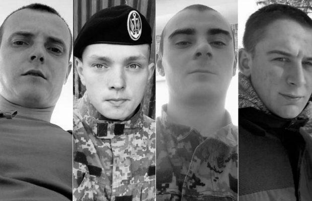 Названы имена погибших военных, о которых Зеленский говорил с Путиным-0