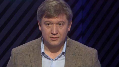 Экс-секретарь СНБО Данилюк: «Реальное количество заболевших значительно выше»