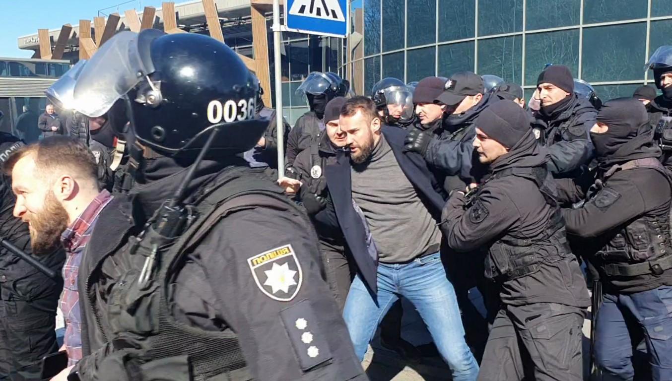 Полиция задержала радикалов, толкнувших Сивохо - 6 - изображение