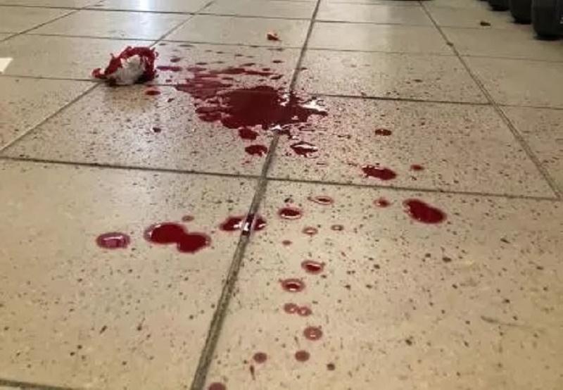 В одном из супермаркетов Умани напали на хасида - 1 - изображение