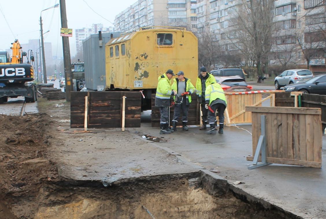 Взрыв коллектора в Киеве: четверо пострадавших-0