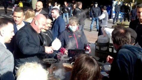 Бесплатно угощал кашей: против боксёра Узелкова открыли дело о подкупе избирателей