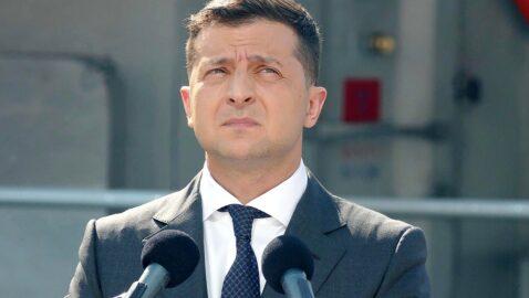 Зеленский вернёт электронное декларирование, если его запретит КСУ