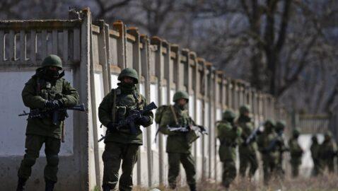 «Украинская власть запретила давать вооруженный отпор в Крыму». Экс-руководство ВСУ обратилось к Зеленскому