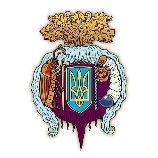 В соцсетях публикуют мемы на эскиз большого герба Украины - 16 - изображение