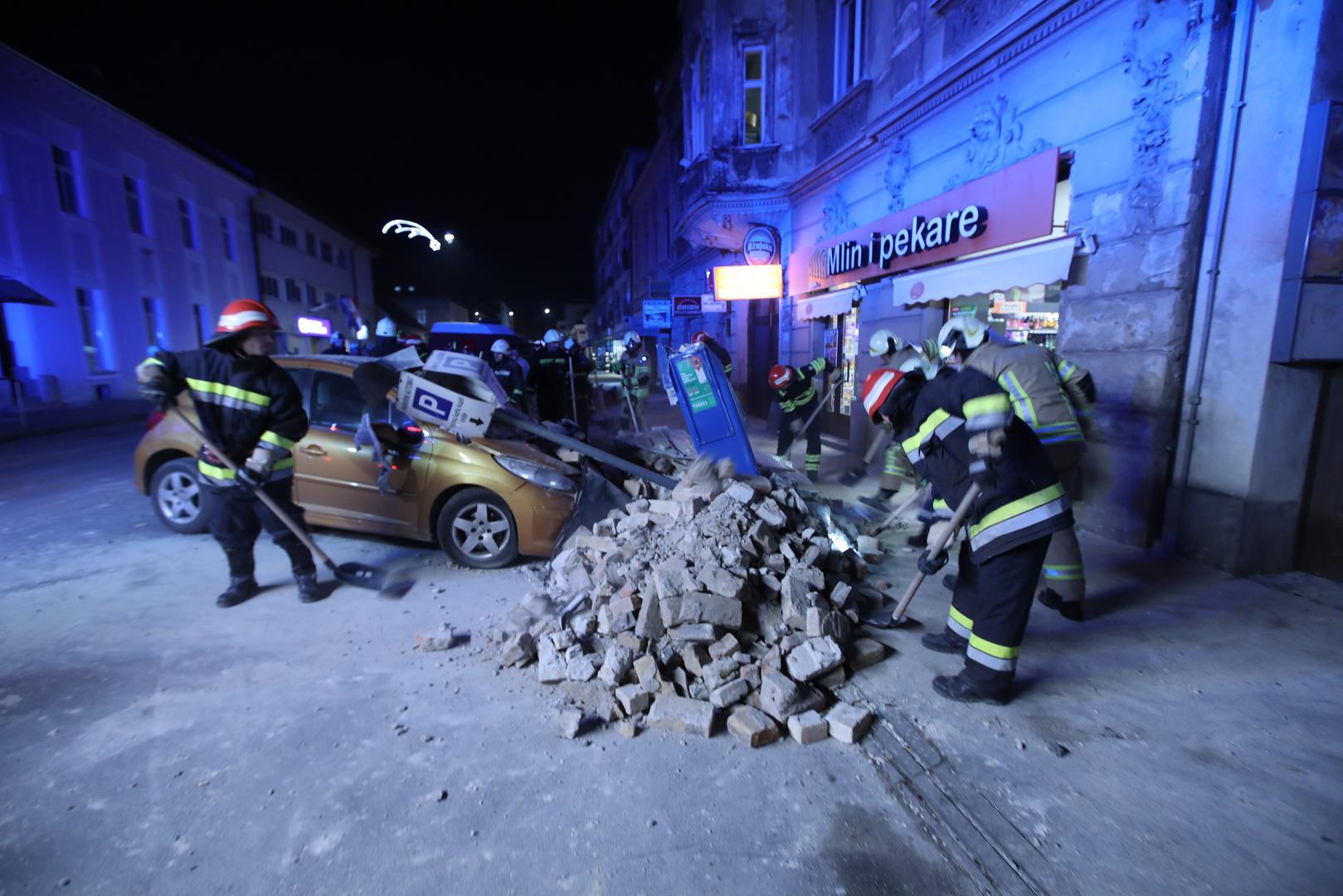 В Хорватии произошли три землетрясения: люди ночевали на улицах - 6 - изображение