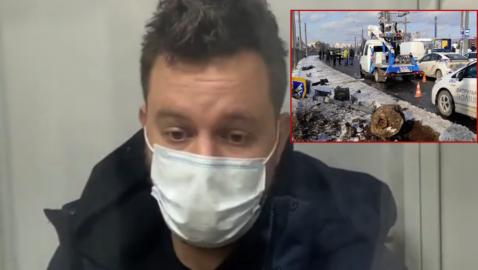 Один из виновников смертельной аварии в Харькове был пьян
