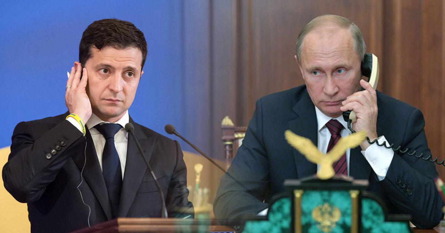 Мендель: Зеленский запросил переговоры с Путиным