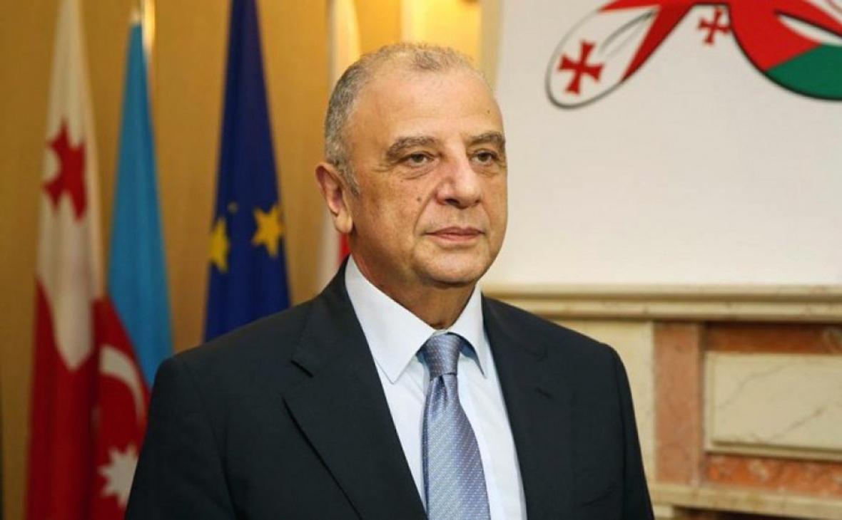 В Украину вернулся посол Грузии, отозванный из-за Саакашвили