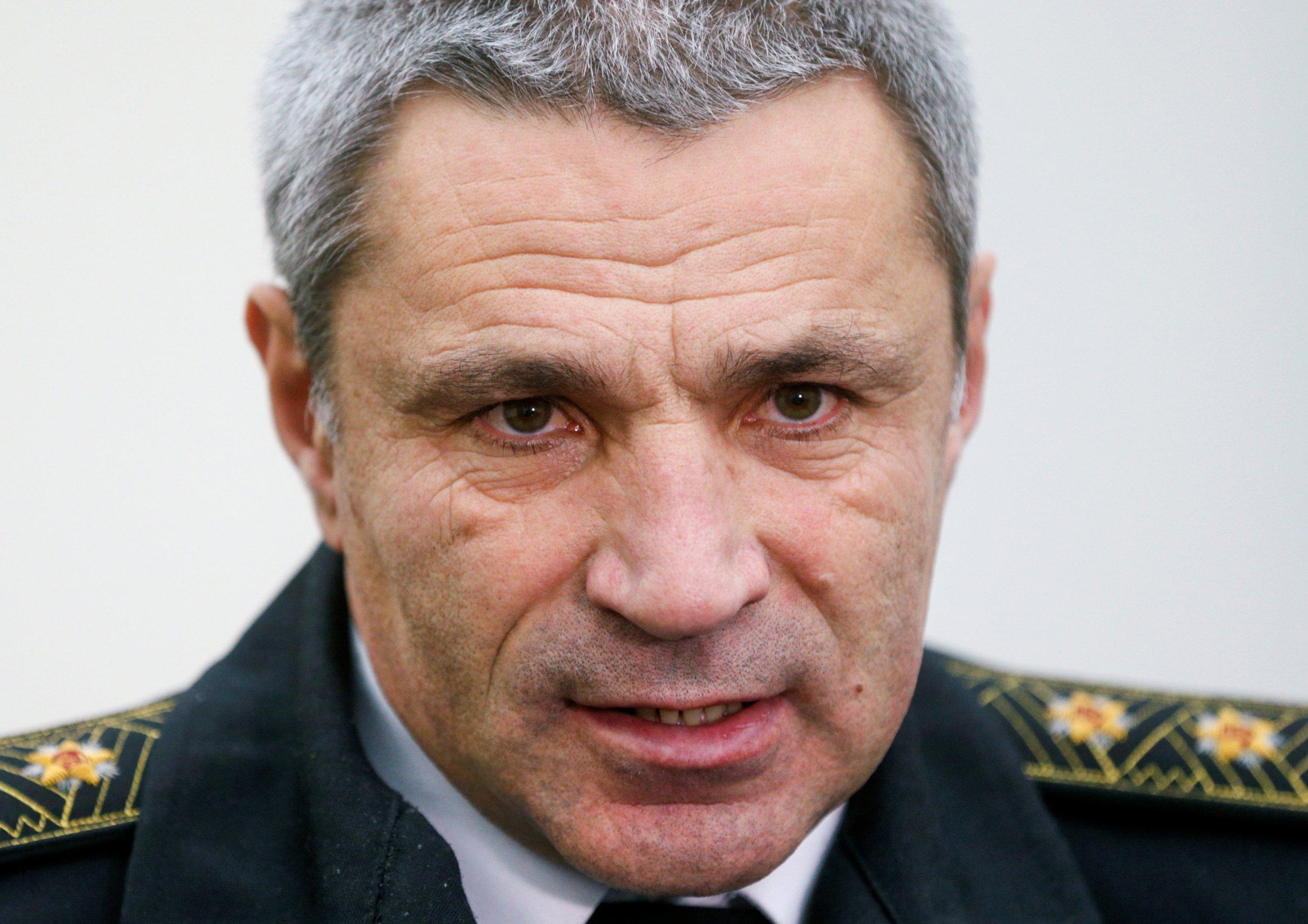 Это не зрада: адмирал ВМС Украины объяснил причину отмены захода эсминцев США в Чёрное море