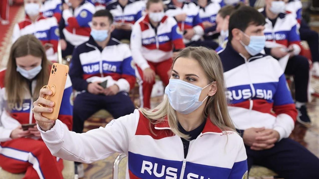Российским олимпийцам разослали памятку с ответами для СМИ о Крыме, Донбассе и харассменте
