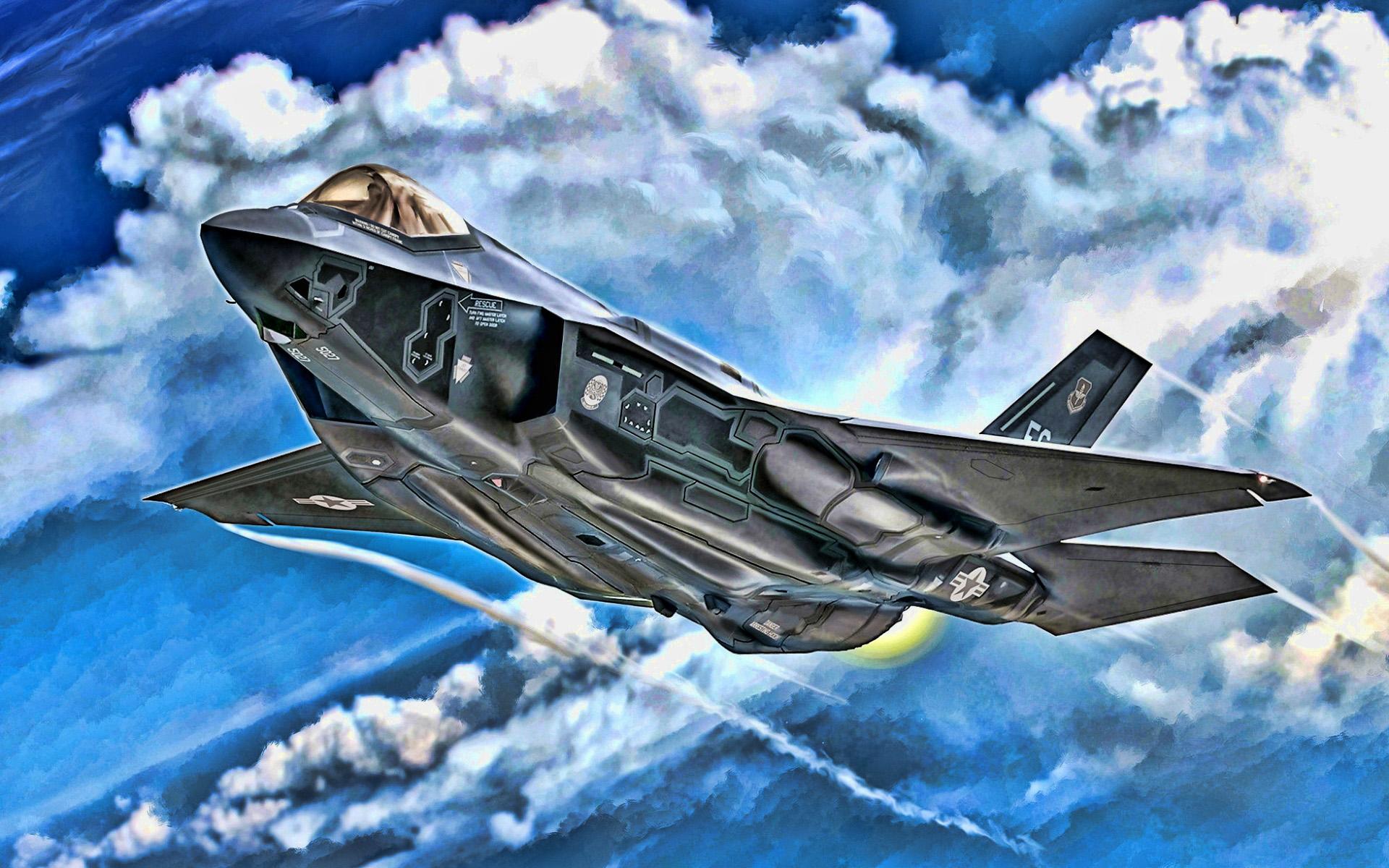 Bloomberg: американские истребители безнадежно отстали от ПВО России и Китая